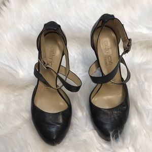 Cathy Jean Leather Pumps